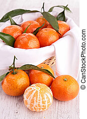 mandarin or tangerine