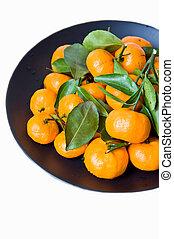 Mandarin orange - mandarin orange healthy fruit from nature...