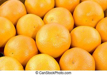 Mandarins - Many mandarins