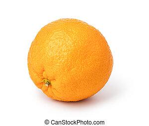 mandarins - Ripe mandarin isolated on white background