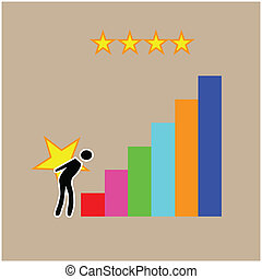 maneira, sucesso, negócio