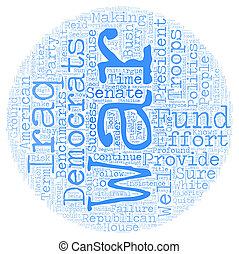maneras, renters, perder, dinero, texto, plano de fondo, wordcloud, concepto