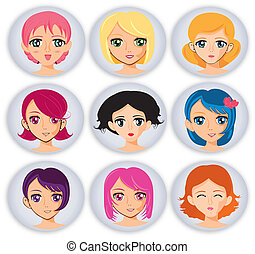 manga badges 2