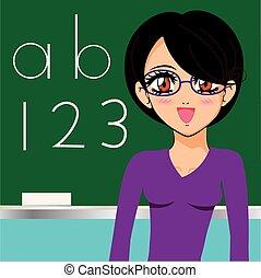 manga teacher girl