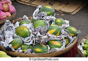 Mango on the Market