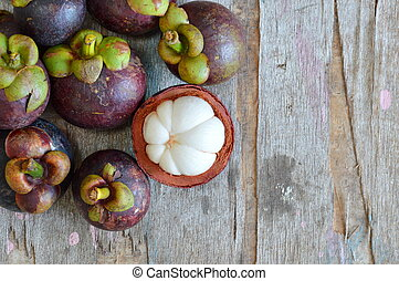 mangosteen peel out