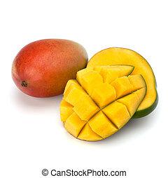 mangowiec, owoc