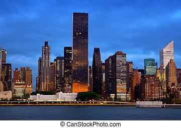 Manhattan Midtown architecture