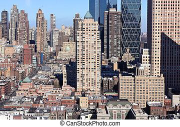 Manhattan Midtown Impressions Landscape