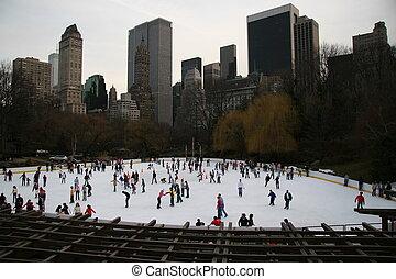 Manhattan Skate