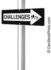 manière, défis, ceci