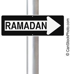 manière, ramadan, ceci