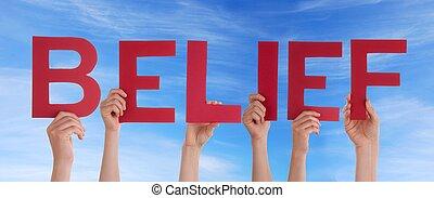 mani, credenza, rosso, presa a terra