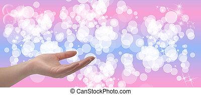 mani, guarigione