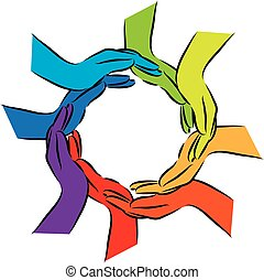 mani, illustrazione