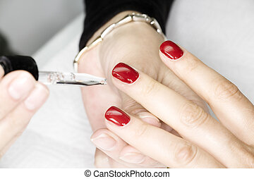 Manicure process