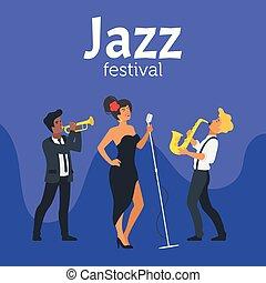 manifesto, jazz, backgroun
