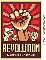 manifesto, rivoluzione, propaganda