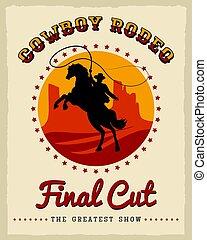 manifesto, rodeo, cowboy