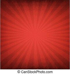 manifesto, rosso, scoppio