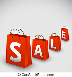 manifesto, vettore, vendita