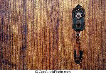 manijas, puerta