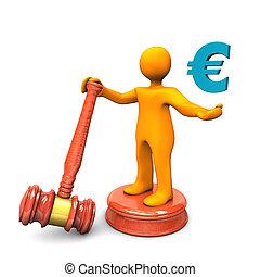 Manikin Hammer Euro