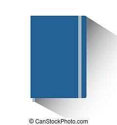 Manila Folder with Document. Flat designed vector ...