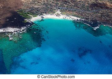 Maniniowali Beach, Big Island, Hawaii
