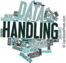 manipolazione, dati