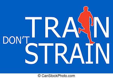 mann, läufer, jogger, rennender