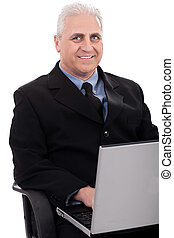 mann, notizbuch, arbeitende , geschaeftswelt, fällig