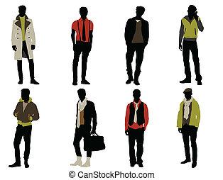 mannelijke , mode