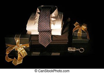 mannen, cadeau
