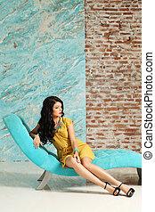 mannequin, poser, luxe, portrait