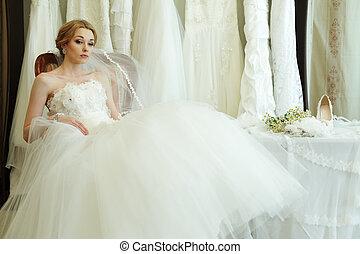 mannequin, romantique, style
