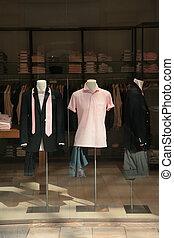 mannequins, winkel