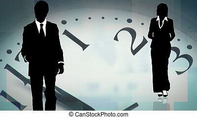 mannschaft, geschaeftswelt, arbeitende , einklang, zusammen, junger