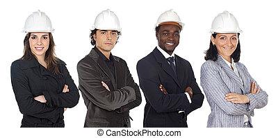 mannschaft, ingenieure