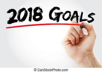 mano, 2018, metas, escritura