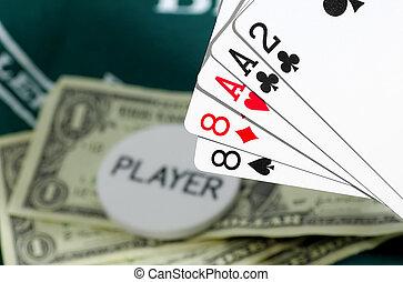 mano del póker