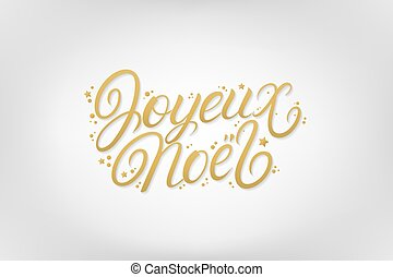 mano, letras, noel, escrito, 2020, joyeux
