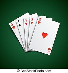 Combinazione a poker