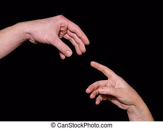 mano, porzione