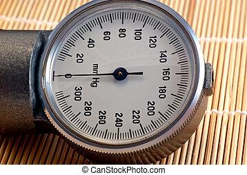 manometer - Manometric of the old tonometer