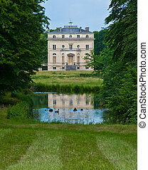 Manor house in France