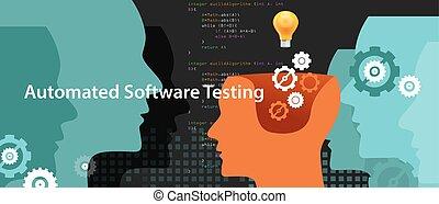 manoscritto, analisi, fiind, automatizzato, programmatore, insetto, software
