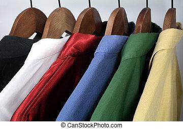 Man\\\'s clothing, choice o - Man\\\'s clothing: choice of...