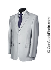 Man\'s suit isolated