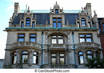 Mansion in Boston